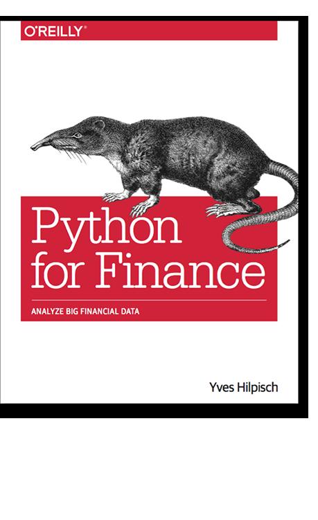 Python for Finance & Algorithmic Trading Training